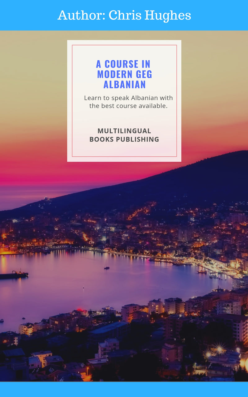 A Course in Modern Geg Albanian Chris Hughes- Download