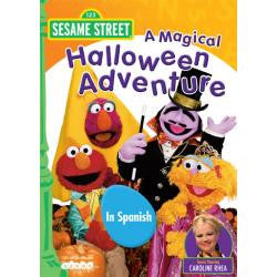Sesame Street - A Magical Halloween Adventure - Spanish