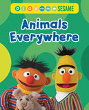 Play With Me Sesame - Animals Everywhere - Arabic