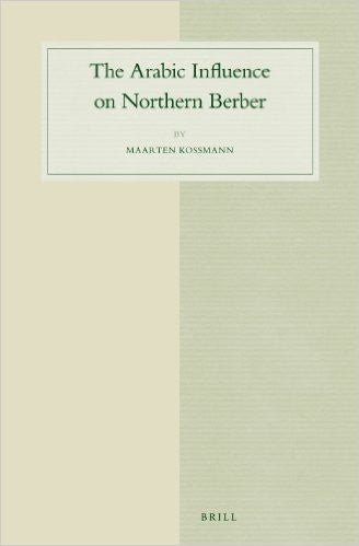 The Arabic Influence on Northern Berber