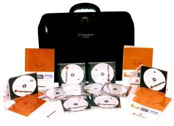 Portuguese Linguaphone Comprehensive Acquisition Bundle Books and CDs