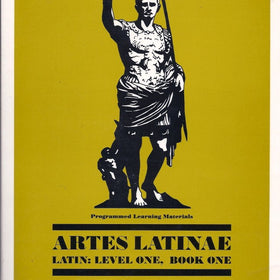 Artes Latinae Level 1, Book & Audio CD Package