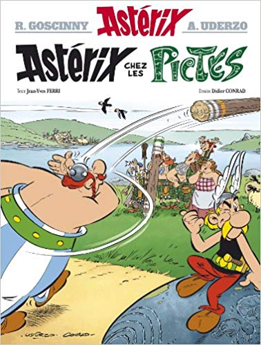 Asterix Ches Les Pictes- French Edition