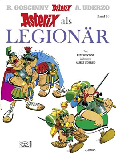 Asterix als Legionär German