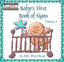Baby's First Book of Signs, Volume I