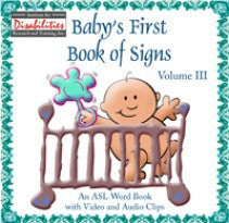 Baby's First Book of Signs, Volume III