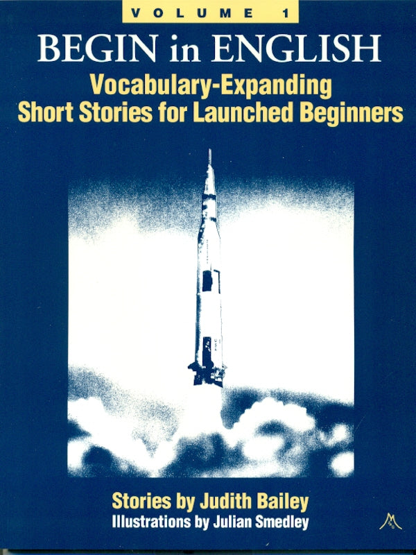 Begin in English Audio CD 1 (2): Vocabulary-Expanding Short Stories for Beginners