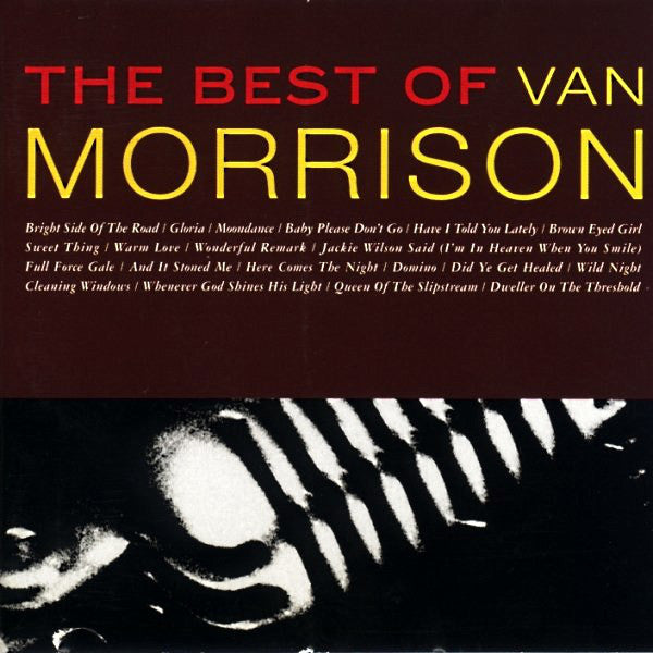 The Best of Van Morrison LP Vinyl Record Like New Free Shipping