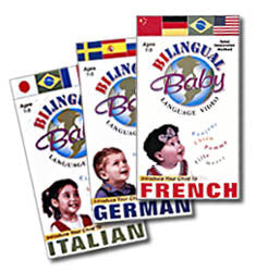 Bilingual Baby DVD German