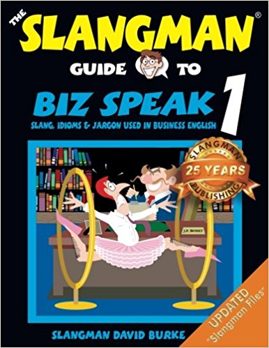 Biz Speak ESL Book 1 and 2  with optional audio