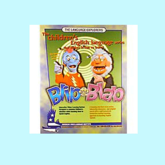 Blip and Blab ESL Video Course