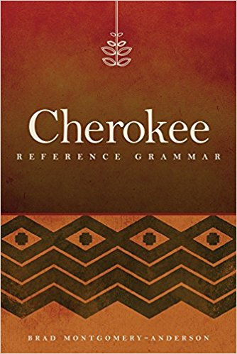 Cherokee Reference Grammar Bilingual Edition