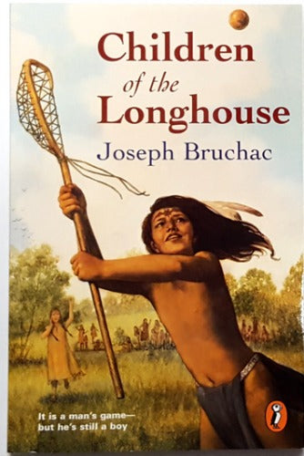 Children Of the Longhouse Mohawk Children Book