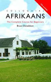 Colloquial Afrikaans Book and 2 Cd's