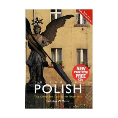 Colloquial Polish Book and 2 Cd's