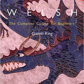Colloquial Welsh Book and CD or download