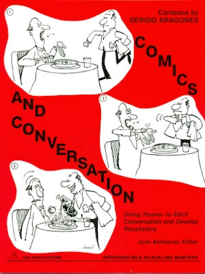 Comics and Conversation: Use Humor to Elicit Conversation and Develop Vocabulary