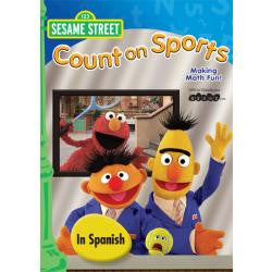 Sesame Street - Count on Sports - Spanish