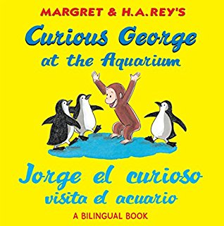 Jorge el curioso visita el acuario /Curious George at the Aquarium