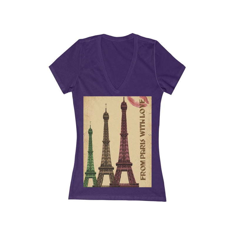 Eiffel Tower Paris Women's Shirt