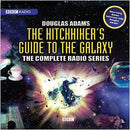 The Hitchhiker's Guide to the Galaxy: The Complete Radio Series (BBC Radio Full-Cast Audio Theater Productions) (Hitchhiker S Guide to the Galaxy BBC Radio)