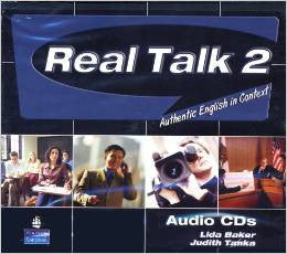 Real Talk 2: Authentic English in Context, Classroom Audio CD