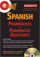 On Target Spanish for Pharmacists and Pharmacist Assistants Audio CD 2008