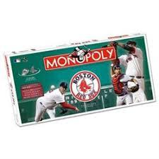 Boston Red Sox 2006 Monopoly