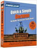 German Modern Pimsleur Quick and Simple Audio CD