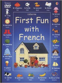 First Fun with French DVD