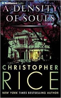 A Density of Souls - Audio CD - by Christopher Rice - 2014