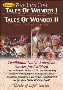Tales of Wonder 1 & 2: Traditional Native American Stories for Children DVD