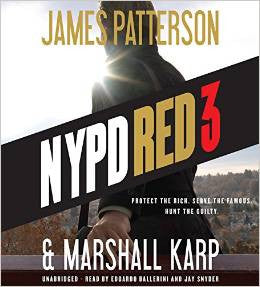 Nypd Red 3 Audio Book - CD