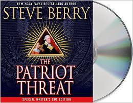 The Patriot Threat Cotton Malone  Audio CD  Audiobook