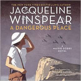 A Dangerous Place Maisie Dobbs series, Book 11, Audiobook, CD