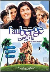 L'Auberge Espagnole (The Spanish Apartment) DVD