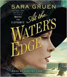 At the Water's Edge A Novel Audio CD