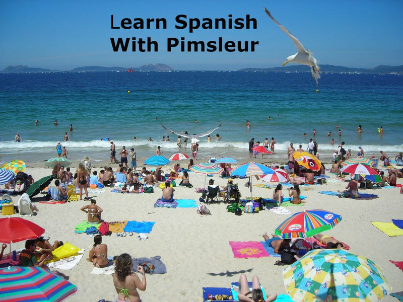 Spanish Pimsleur Used - Like New