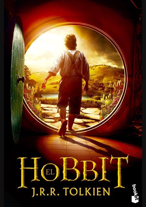 El Hobbit by Tolkien in Spanish Espanol