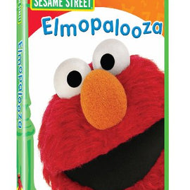 Elmapalooza - French, Spanish English DVD