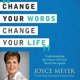 Joyce Meyer - Change Your Words, Change Your Life  (2012) - New - Compact Disc