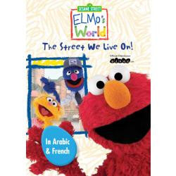 Sesame Street - Elmo's World - The Street We Live On - Arabic, French