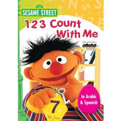 Sesame Street - 123 Count With Me - Arabic, Spanish