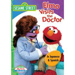 Sesame Street - Elmo Visits the Doctor - Japanese, Spanish