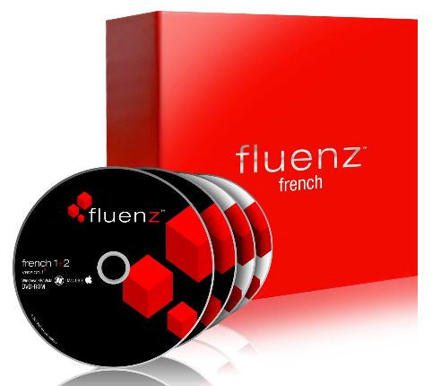 Fluenz French Levels 1-5