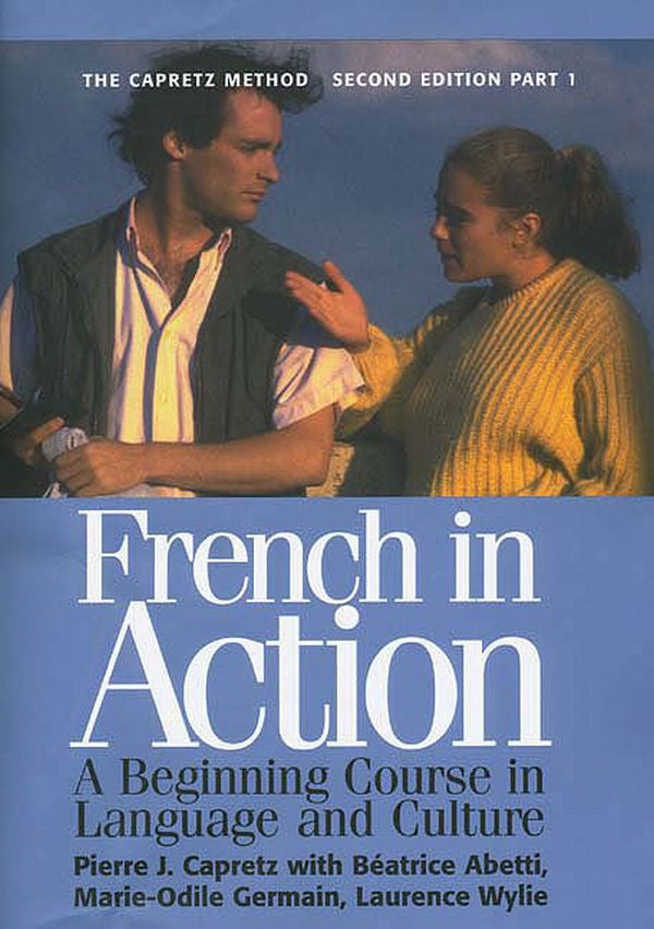 French Advanced DVD Course