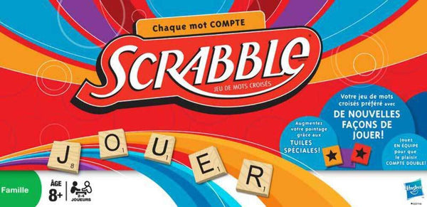 Scrabble in French