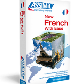 French With Ease Book and mp3 Version