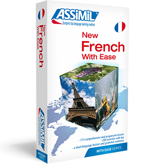Assimil French With Ease Book and CD Version
