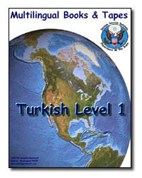 Learn Turkish, Foreign Service Book and CD Course